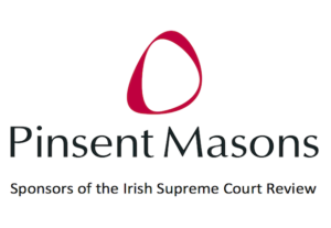Pinsent Masons, sponsors of the ISCR