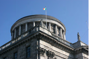 Four Courts dome; via the 2018 Annual Report